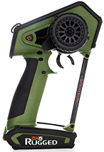 DX5 Rugged - Green