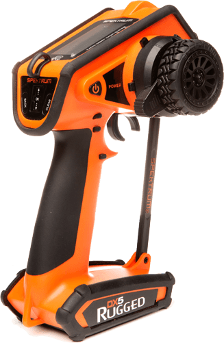 DX5 Rugged - Orange