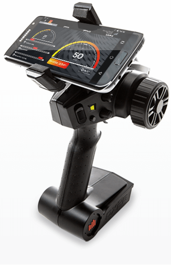 DX2E Phone Mount