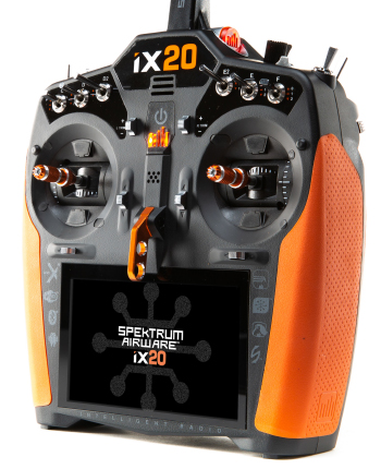 Spektrum iX20 - Orange - Side view