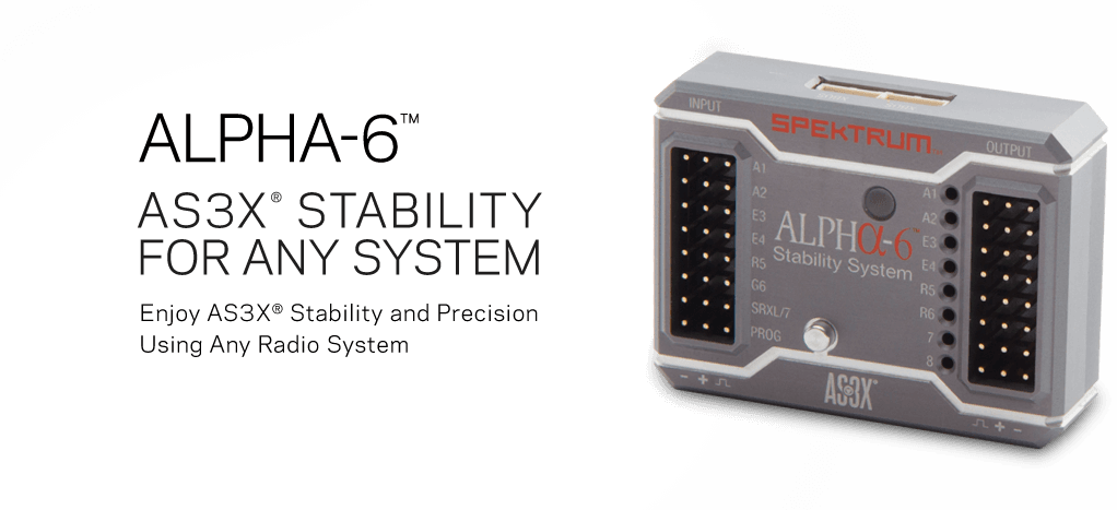 APLHA-6 AS3X stability for any system